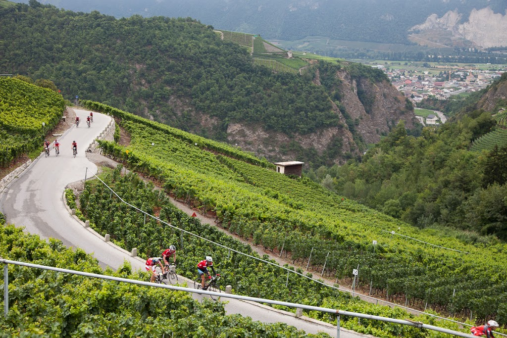 Cyclo des Vins du Valais