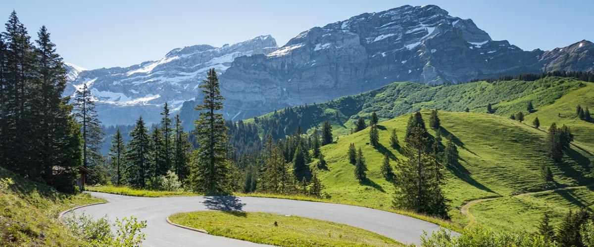 Cycliste romand