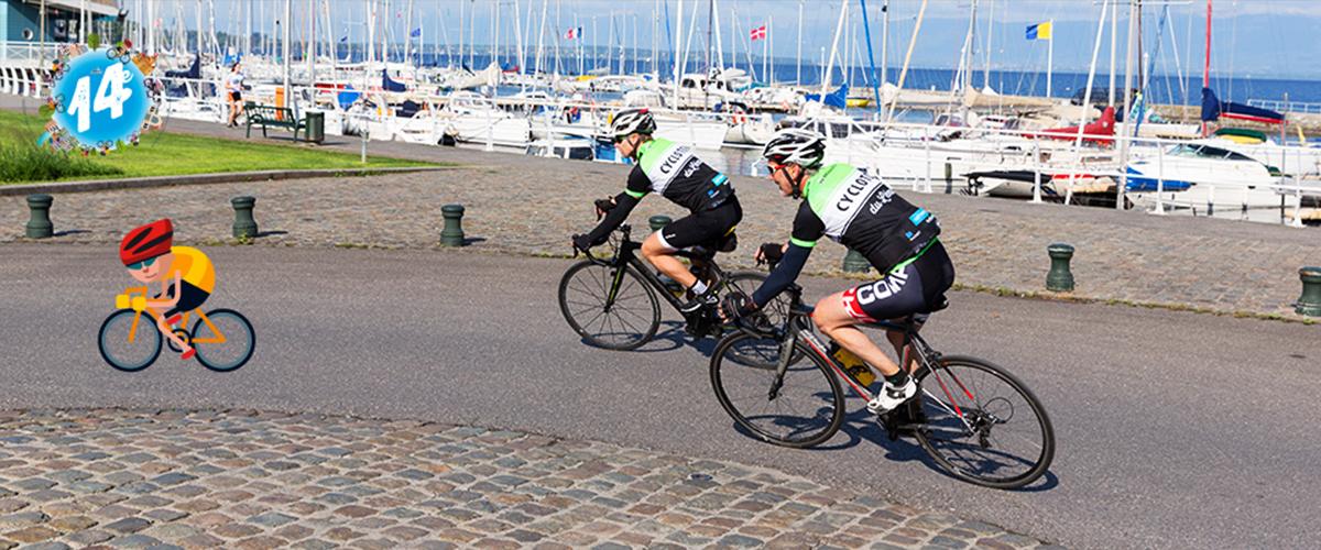 Cyclotour Tour du lac léman à vélo