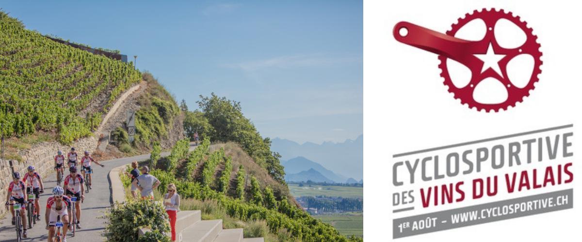 Banner Cyclo des Vins du Valais