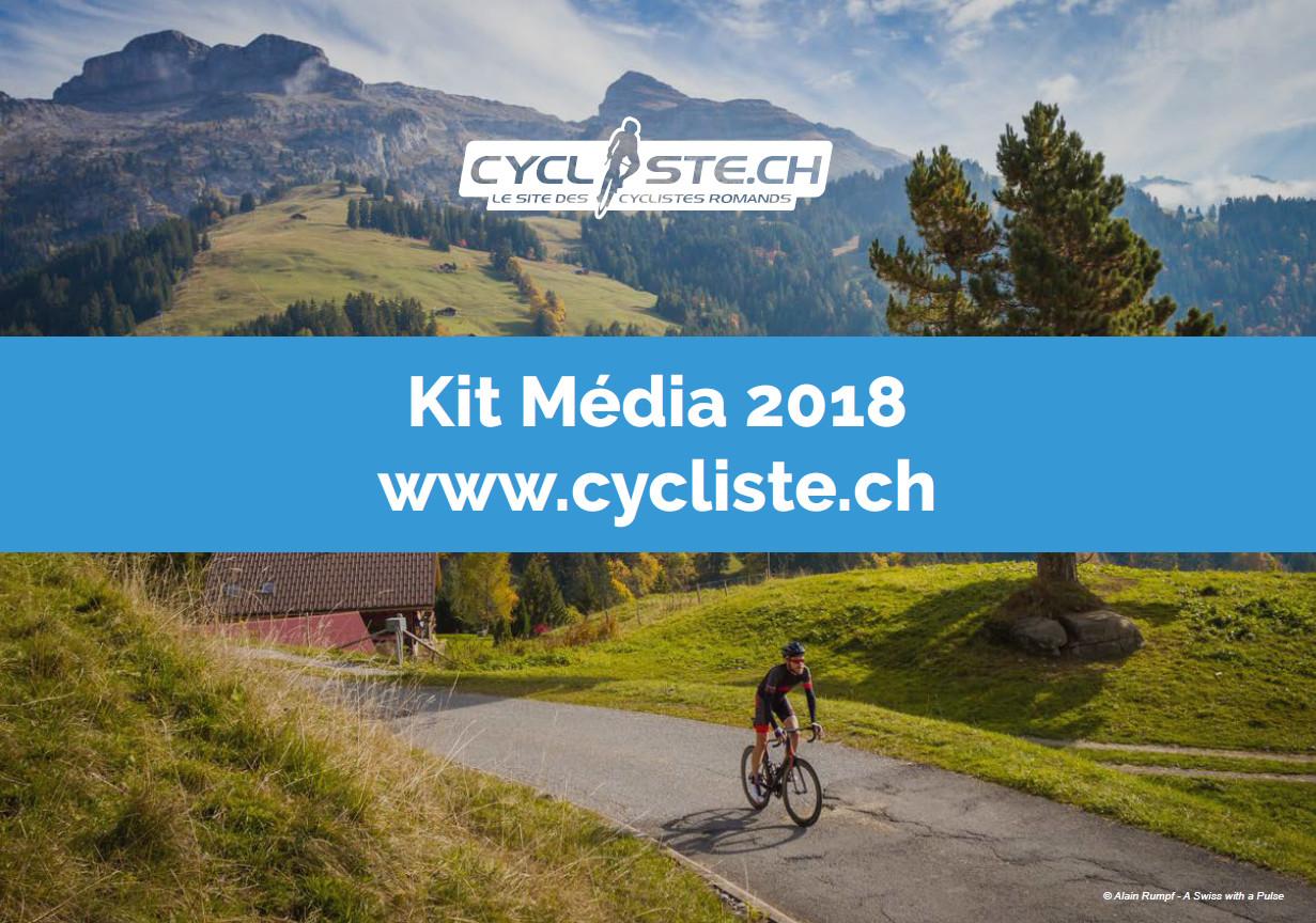 marketing 2018 cycliste