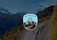 Ride the Alps