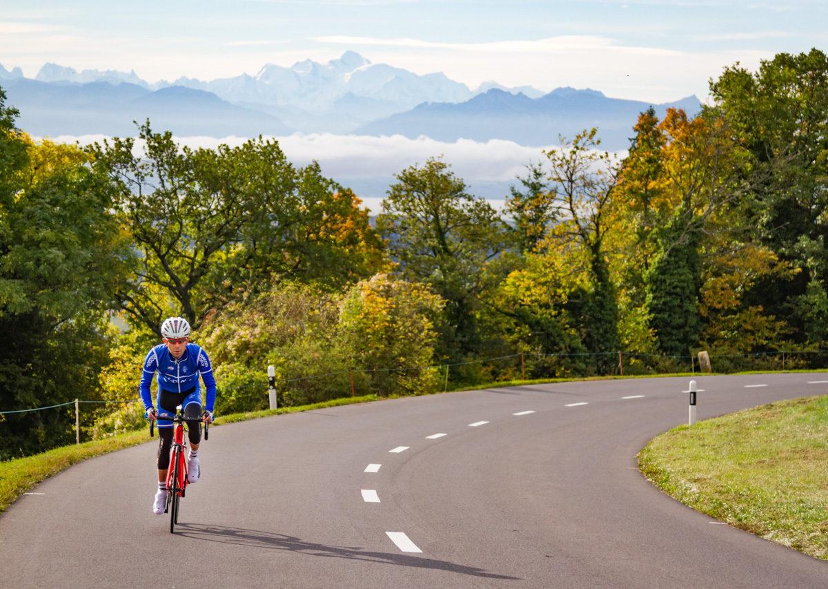 Tour jura vaudois itinéraire cycliste