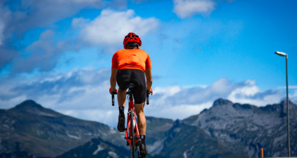 molets cycliste muscle