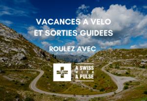 Vacances à vélo et sorties guidées avec A Swiss With A Pulse