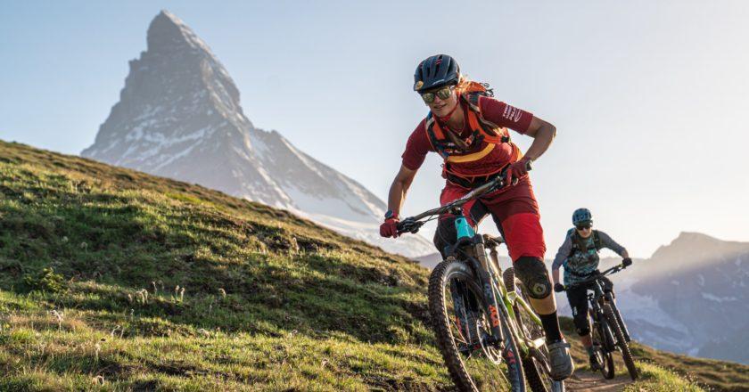 Hôtel Holiday Zermatt VTT e-bike