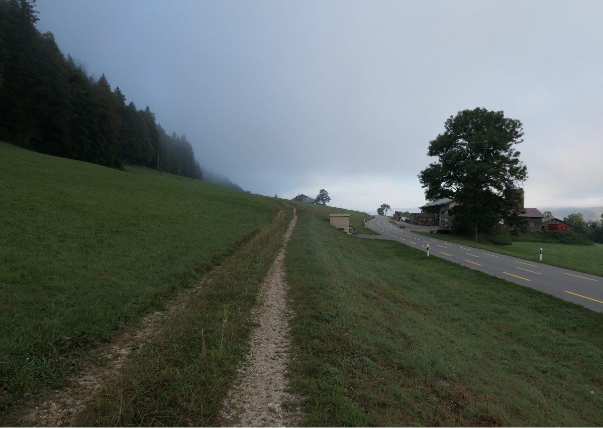 Vallée de Joux gravel Mont Tendre 14