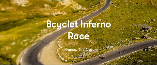 Bcyclet inferno race