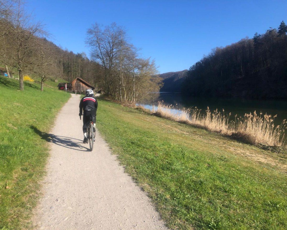 le long de la rivière Töss