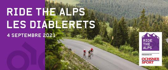 Ride the Alps Les Diablerets